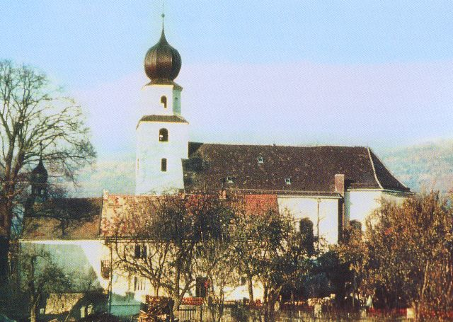 Pfarrbrief Arnschwang