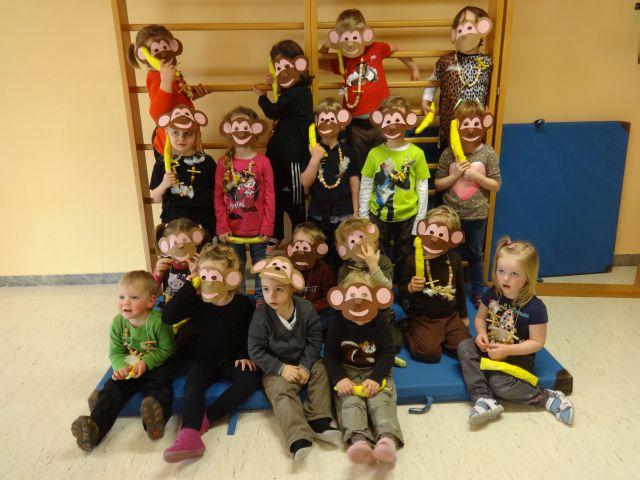 Pfarrei Rimbach Expositur Zenching Im Kindergarten Waren Die