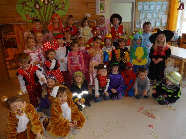 Pfarrei Rimbach Expositur Zenching Im Kindergarten Regierte Fasching