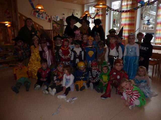 Pfarrei Rimbach Expositur Zenching Fasching Im Kindergarten St