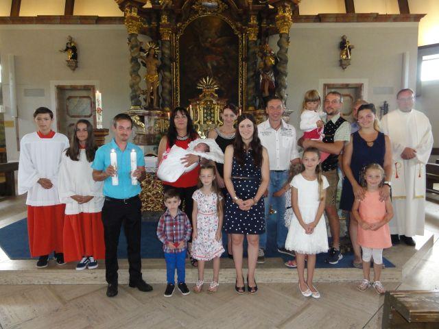 Eröffnungslied Taufe